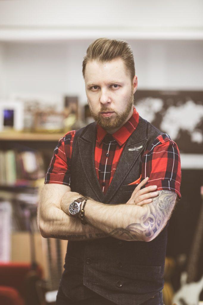 Aleksandr Žedeljov
